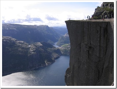 Norway_Preikestolen