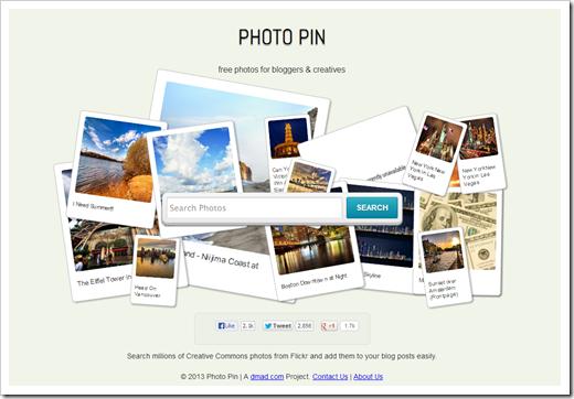 Photo Pin   Free Photos for Bloggers via Creative Commons
