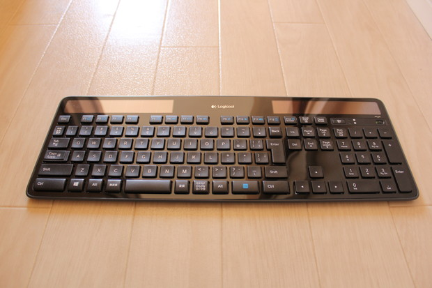 ロジクール「K750」