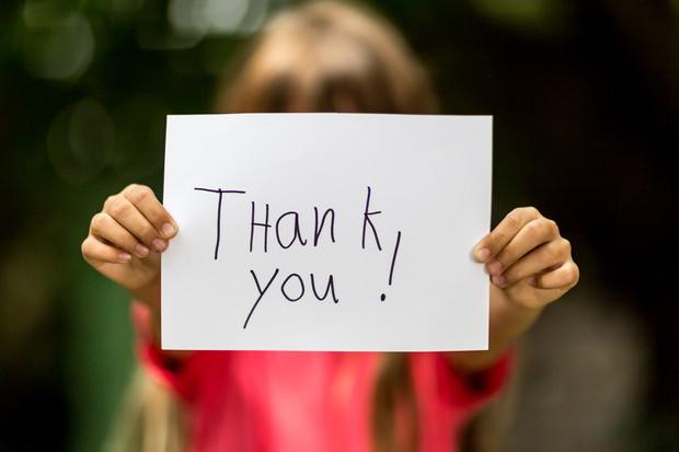 人に感謝されるって素晴らしい