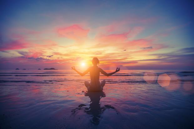 瞑想を取り入れる