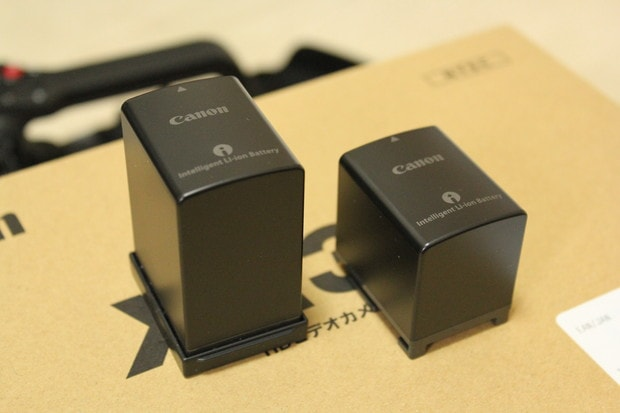 XA30 バッテリー比較 BP-828