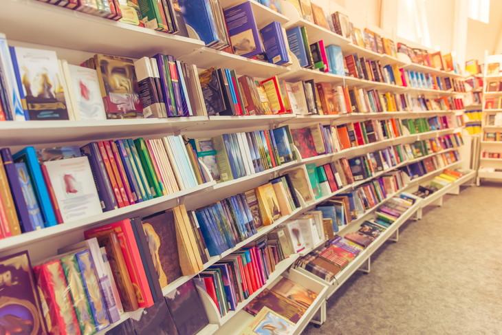 本や雑誌でネタ探し
